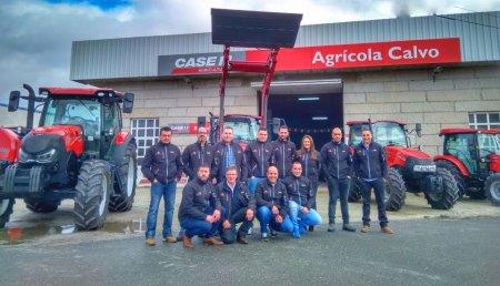 Agricola Calvo Inauguró nuevas instalaciones en Xinzo de Limia