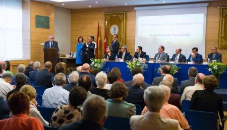 El COITAC celebró su patrón, San Isidro, destacando la contribución de sus profesionales en un sector cada vez más tecnificado