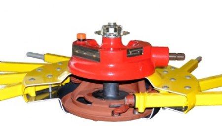 unidad de rotor TOPTECH PLUS de Pottinger