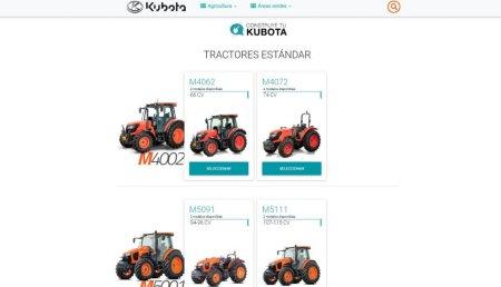 CONSTRUYE TU KUBOTA