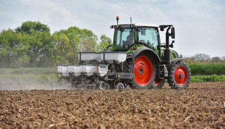 Fendt Smart Farming muestra la innovadora tecnología de Precision Planting en el Día del Campo de Fendt