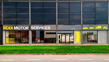 Rodi Motor Services amplía su presencia en Girona con un nuevo taller en la Bisbal d'Empordà