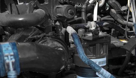 Filtro de combustible de alta eficiencia BF63000 de Baldwin Filters