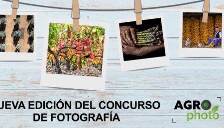 Arranca la séptima edición del concurso de fotografía y vídeo Agrophoto