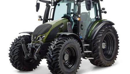 La nueva serie G inicia el lanzamiento de la quinta generación de tractores Valtra