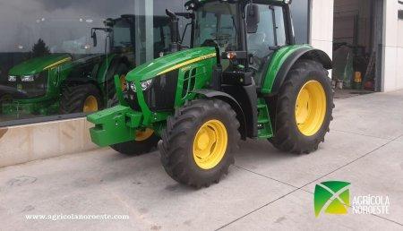 Agrícola Noroeste entrega John Deere  6M - 6120M  a Ganaderia Macia