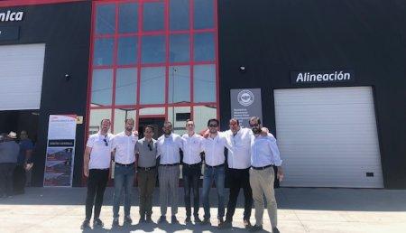 Neumáticos Abel Sanz inaugura su nuevo taller en Arévalo con una jornada de puertas abiertas