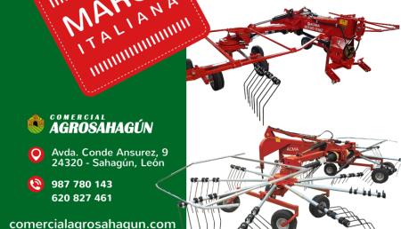 Comercial Agrosahagún distribuidor Oficiales de ACMA