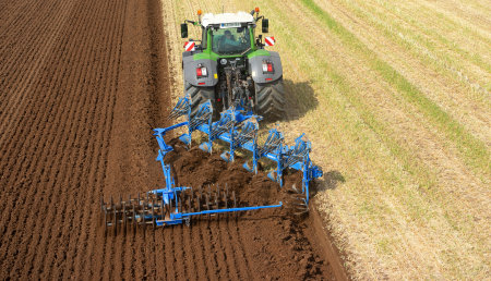 El especialista en tecnología agrícola LEMKEN, en un nivel estable