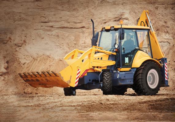"""Un """"avance"""" definitivo para mejorar el rendimiento de retroexcavadoras y cargadoras de ruedas compactas: el nuevo neumático diagonal Alliance 321 Plus R-4"""