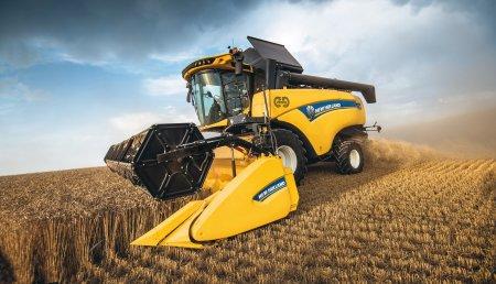 New Holland Agriculture lanza la serie de cosechadoras  CH CROSSOVER HARVESTING, que establece nuevos estándares de capacidad y versatilidad en las cosechadoras de gama media