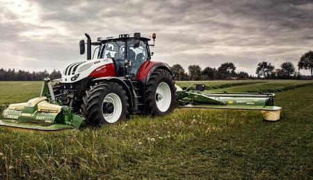Farming Agrícola y Steyr, proyección de futuro