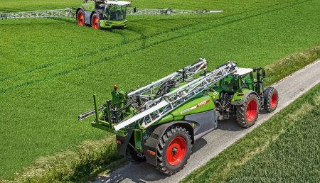 Tecnología de protección fitosanitaria mejorada:  las novedades de la serie Fendt Rogator
