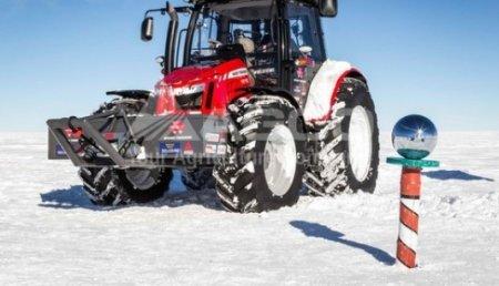Massey Ferguson da a conocer al ganador en el concurso de la Expedición al Polo Sur