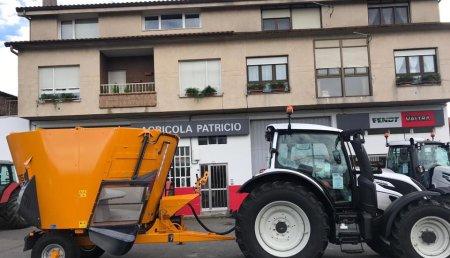Agricola Patricio nuevo distribuidor de Lucas para Asturias y Cantabria