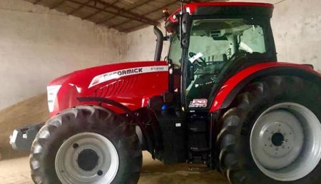 Talleres Argasa entrega Mccormick  X7.690 P6 drive en Villamuriel De Campos a Segundo Espeso