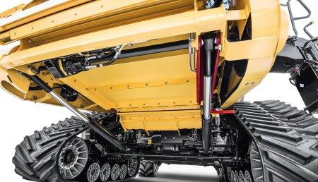 New Holland gana el premio a la innovación SIMA 2019 por el inversor del rodillo de alimentación dinámica de la cosechadoras CR