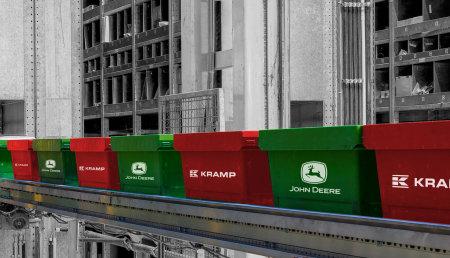 Kramp y John Deere amplían su colaboración estratégica en Europa