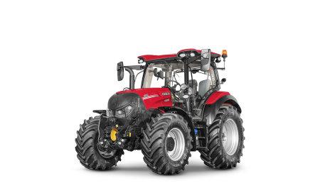 Case IH lanza la nueva gama de tractores Versum CVXDrive