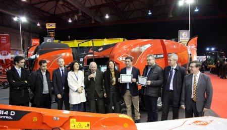 Concurso de Máquinas Destacadas en Cimag-GandAgro 2017