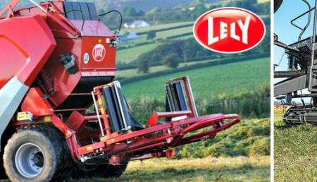 La producción de maquinaria de forraje de la marca Lely se despide a finales de marzo de 2020