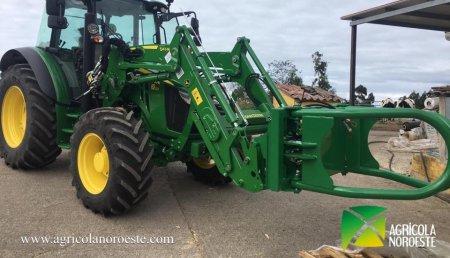 Agrícola Noroeste entrega John Deere 5100R a Ganaderia del Busto SC