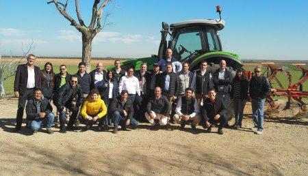 La filial española del Grupo SDF se hace cargo de la gestión de Latinoamérica y celebra una reunión de importadores en FIMA 2020.