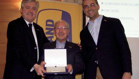 Entrega premios Proyecto TOP PARTNER New Holland