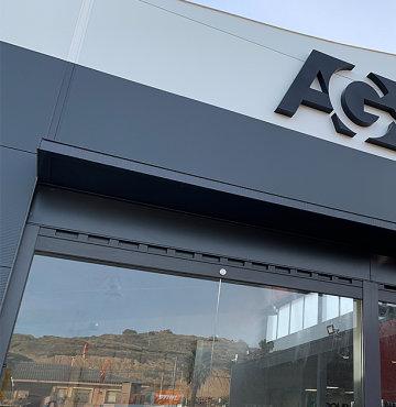 Nuestro nuevo proyecto, AG SHOP
