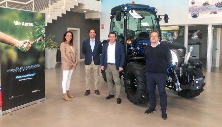 Walkia, nuevo concesionario Landini para la provincia de Toledo