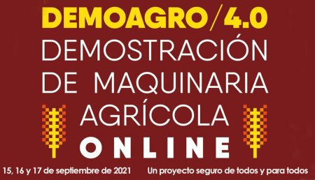 DEMOAGRO 4.0 SERVIRÁ DE ALTAVOZ PARA DIFUNDIR LA INFORMACIÓN SOBRE LOS FONDOS DE RECUPERACIÓN AL SECTOR AGRARIO