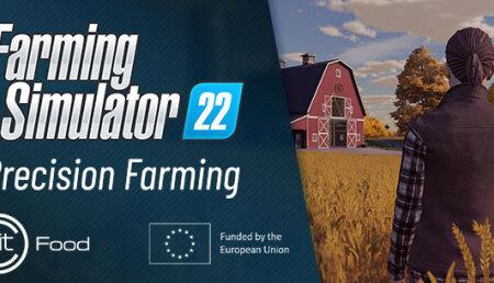 Agricultura de precisión: nuevo contenido descargable gratuito para Farming Simulator 22
