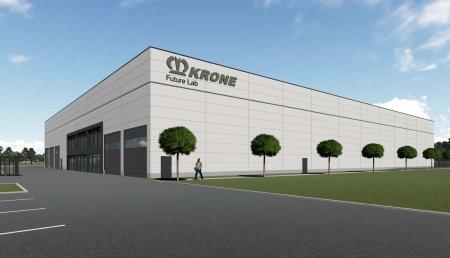 Krone pone la primera piedra de su nuevo Centro de Validación