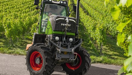 """Fendt gana el """"Tractor of the Year 2021 - Best of Specialized"""""""