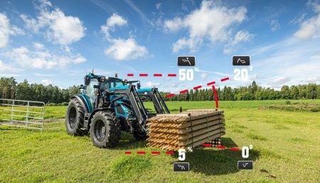 El Cargador Inteligente de Precisión lleva el control del cargador frontal a un nuevo nivel