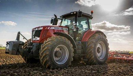 Nuevos tractores Massey Ferguson MF 7700 Sofisticación sencilla