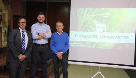 Suministros Industriales WENCES Formación de lubricantes Total Agri