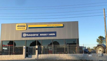 Agricola Perez Monforte inaugura sus nuevas instalaciones.