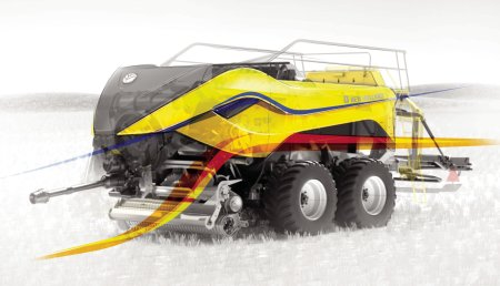 New Holland Agriculture gana el Good Design Award 2020 con la BigBaler 1290 High Density