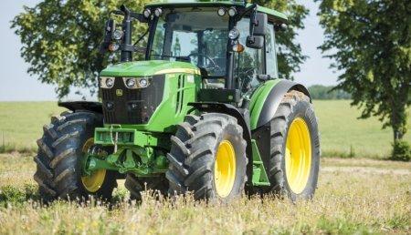 Los neumáticos agrícolas de Continental son homologados por John Deere para sus equipos originales