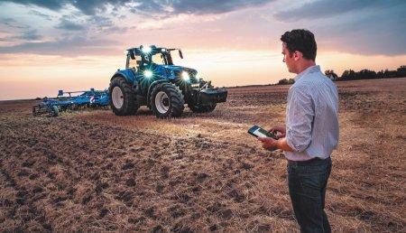New Holland anuncia actualizaciones en la plataforma MyPLM Connect Farm