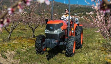 Kubota lanza una serie de medidas para apoyar a los agricultores y ganaderos que necesiten adquirir maquinaria nueva
