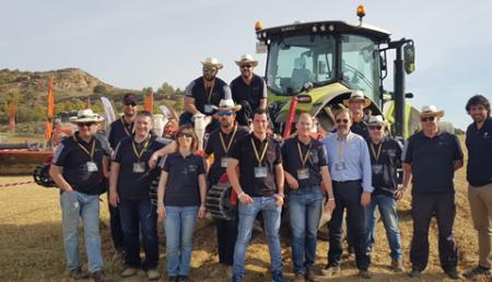 ¡Kverneland Group Ibérica ya regresó de DEMOAGRO 2019 (Huesca, 21 a 23 Mayo 2019)