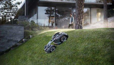 Husqvarna lanza el robot cortacésped que incorpora inteligencia artificial y tracción a las 4 ruedas