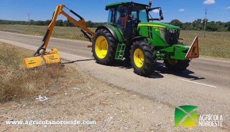 Agrícola Noroeste entrega John Deere  6115MC a Acciona