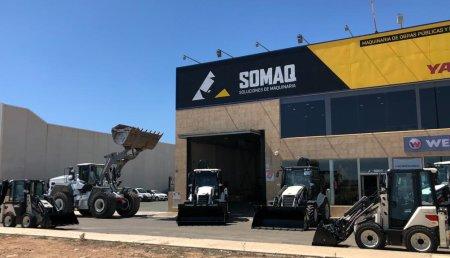 HIDROMEK nombra nuevo distribuidor para Murcia y Albacete, SOMAQ.