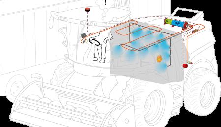 FOGMAKER especialista en equipos de alta presión para la extinción de incendios para Maquinas