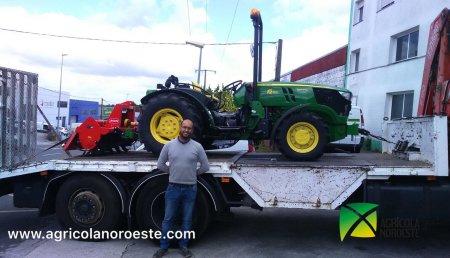 Agrícola Noroeste entrega John Deere 5075GL