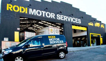 Rodi Motor Services traslada su taller de Aviá a unas nuevas instalaciones de 1.500 m² del polígono La Valldan de Berga