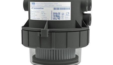 SEPAR LKF, nuevos filtros de combustible separadores de agua